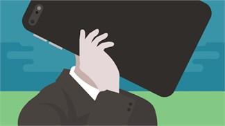 Smartphone Microsoft tương lai sẽ có cả màn hình chống 'nhìn trộm'?