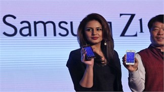 Rò rỉ Samsung Z LTE chạy hệ điều hành 'cây nhà lá vườn', giá có thể cực rẻ