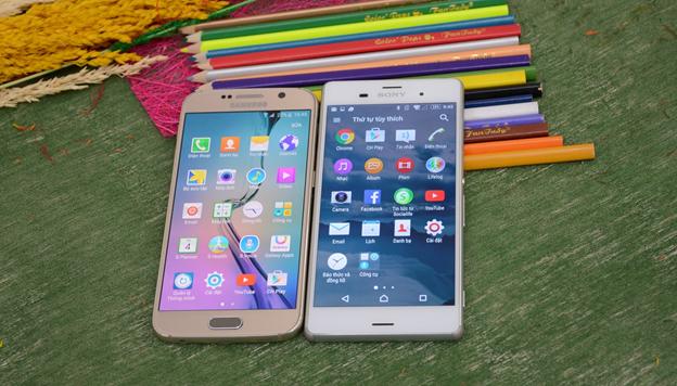So sánh Samsung Galaxy S6 và Sony Xperia Z3 - 12