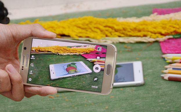 So sánh Samsung Galaxy S6 và Sony Xperia Z3 - 17
