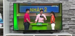 Cách dò kênh trên tivi Sharp