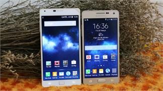 [So sánh] Samsung Galaxy A5 và Pantech Vega Iron 2