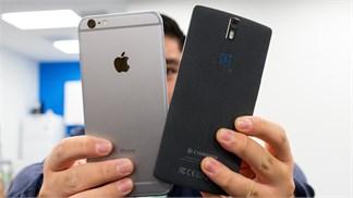 Thép không gỉ, camera kép cũng rủ nhau góp mặt trên 'kẻ huỷ diệt' smartphone cao cấp