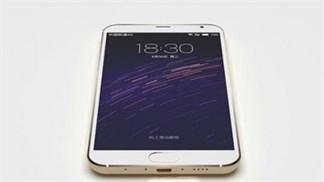 Cận cảnh thiết kế đẹp đến nao lòng của Meizu MX5