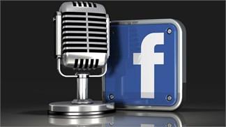 Hướng dẫn gửi tin nhắn bằng giọng nói trên Facebook nền web 'dễ ơi là dễ'