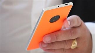 Lumia 830 với camera mạnh mẽ được giảm giá cực sốc