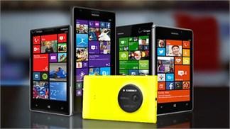 Cuối tuần, Microsoft tranh thủ 'khoe' Windows 10 Mobile bản mới toanh