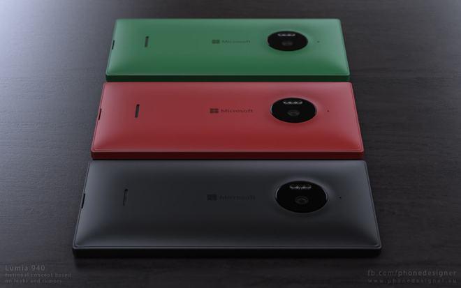 Lumia 950 và Lumia 950 XL sẽ có mức giá khá cao