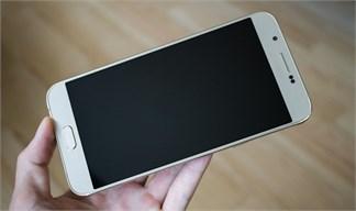 Trên tay Samsung Galaxy A8 - smartphone mỏng nhất hiện nay của Samsung
