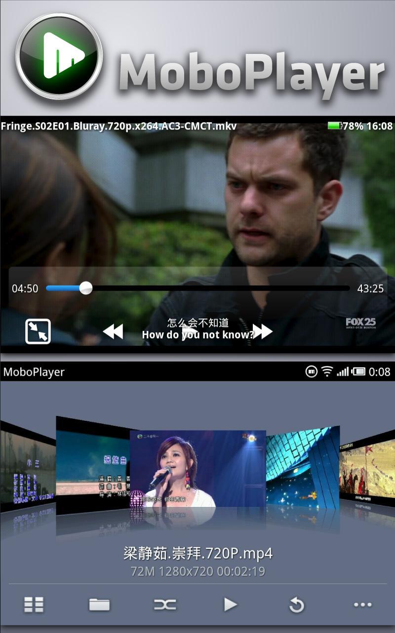 Ứng dụng - 5 Ứng Dụng Chơi Video Tốt Nhất Cho Android