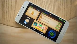 Trải nghiệm nhanh 'siêu mẫu' Galaxy A8 - bản nâng cấp hoàn hảo từ Galaxy A7
