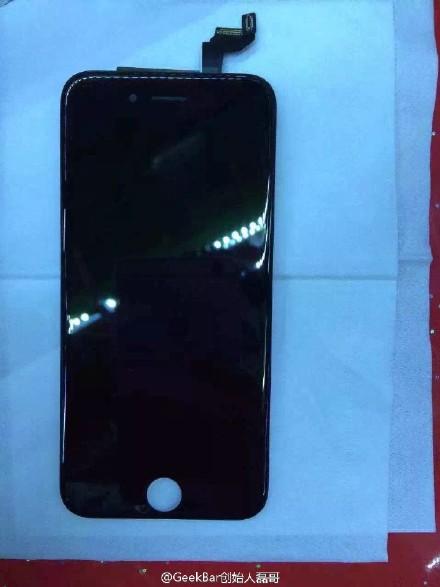 Các linh kiện lắp ráp iPhone 6s 1