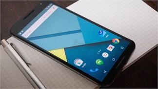 Nexus 5 2015 lộ ảnh thực tế, cảm biến vân tay cùng camera lấy nét bằng laser