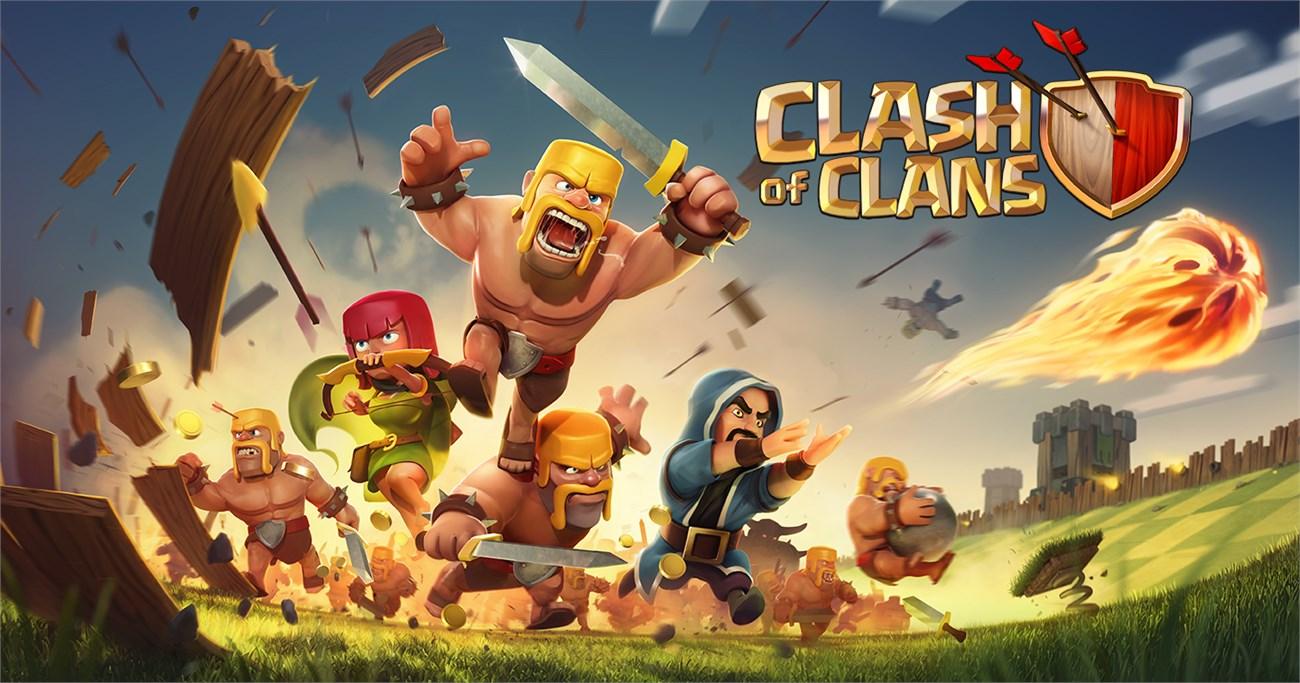 Clash of Clans thu hút đông đảo người dùng ở Việt Nam