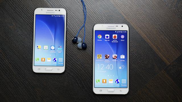Samsung Galaxy J5 & Galaxy J7