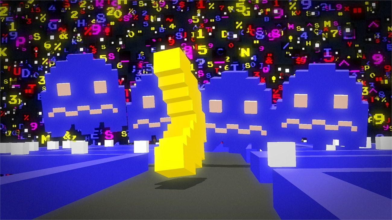 Pac-Man 256 3