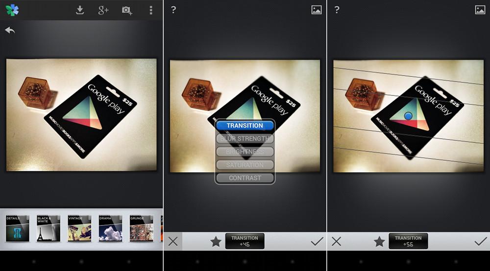 Qua các bộ lọc và hiệu ứng cùa Snapseed chắc chắn sẽ cho ra một bức ảnh mới mang màu sắc nghệ thuật hấp dẫn