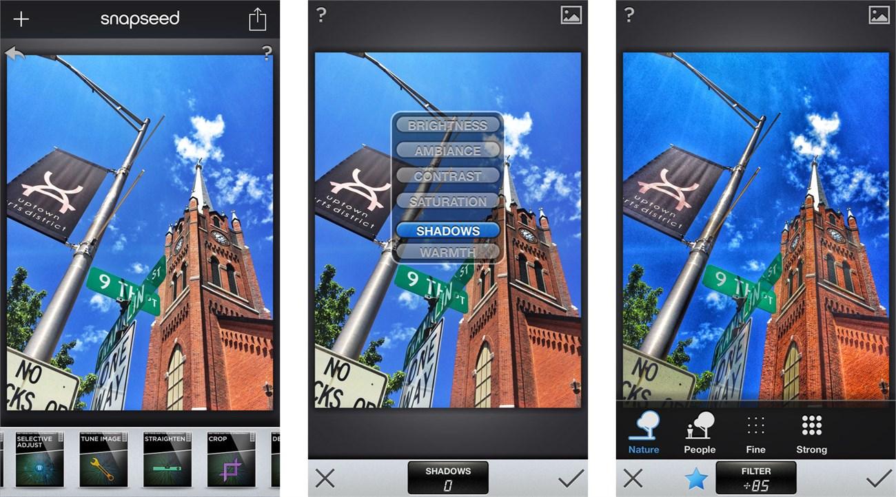 Tìm hiểu ứng dụng chỉnh ảnh Snapseed: 'Photoshop trên smartphone' - 88231