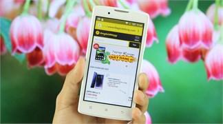 Đánh giá chi tiết Lenovo A2010 - Smartphone 4G, chip 64 bit, Android 5.1 giá 1,69 triệu đồng
