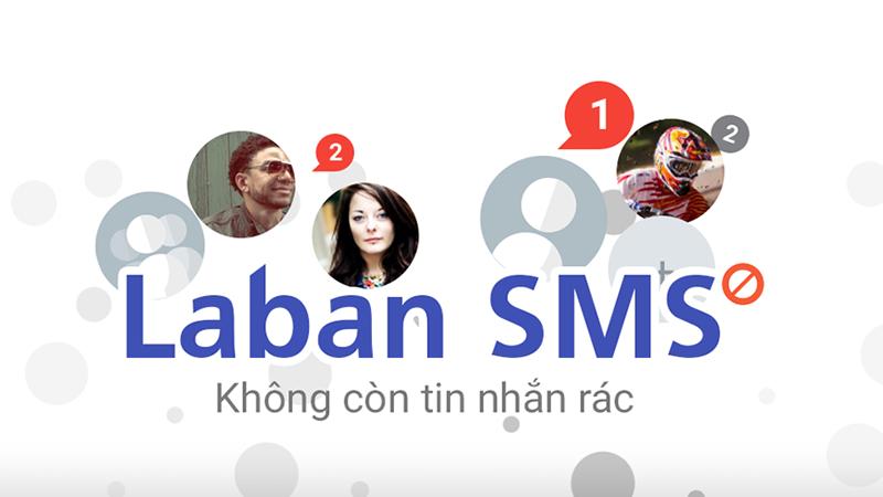 Laban SMS: Chặn tin nhắn rác một cách thông minh