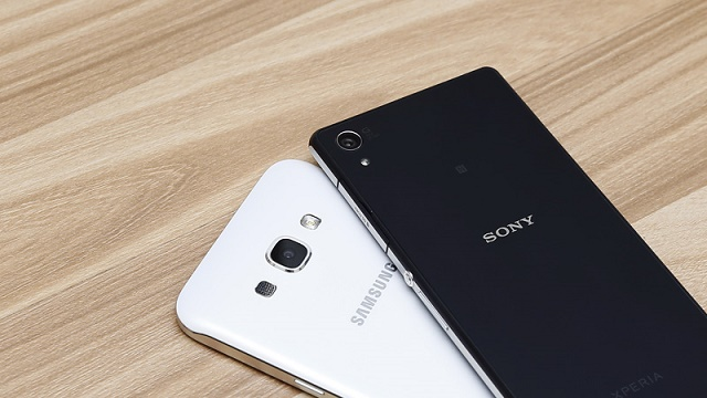 Galaxy A8 vs Xperia Z2