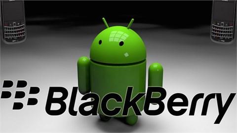 BlackBerry Venice chạy Android đang ở Việt Nam?