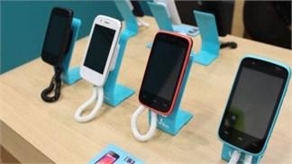 Thegioididong vừa chào bán thêm một smartphone giá rẻ thương hiệu Pháp