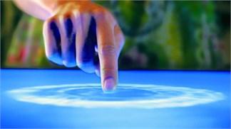 Smartphone màn hình nhận dạng vân tay đầu tiên trên thế giới xuất hiện