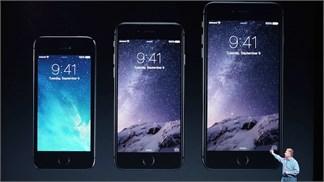 Rò rỉ ảnh chứng minh iPhone 6s tăng cường kích thước toàn diện