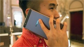 Phablet giá rẻ thay thế được cả tablet của Lenovo trình làng