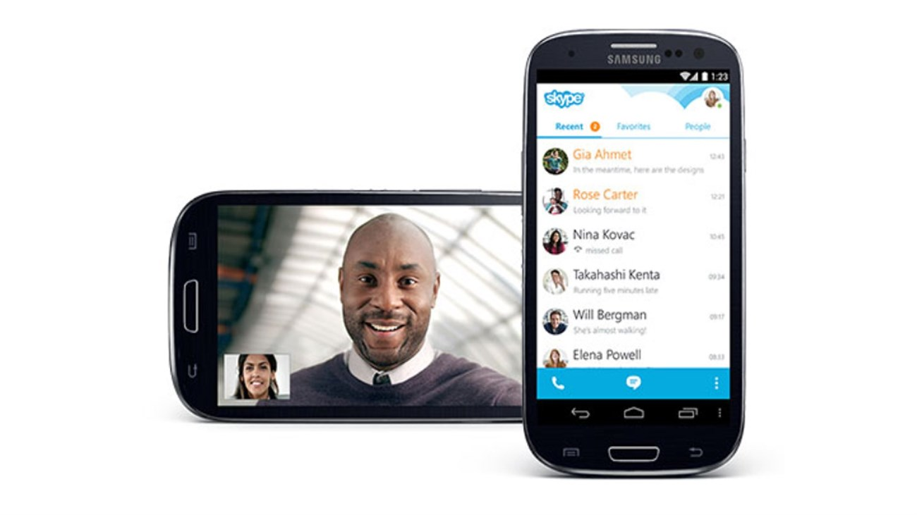 Skype cho Android đã tung ra khá nhiều bản cập nhật vào năm ngoái và họ tiếp tục đưa ra một phiên bản cải tiến mới