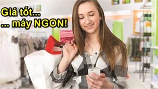 6 smartphone nhiều người chọn mua vừa được giảm giá ngay đầu tháng 10/2015
