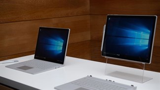Microsoft giới thiệu Surface Book, máy tính bảng lai laptop