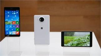 5 điều nhỏ nhặt nhưng có thể giúp bộ đôi Lumia 950/950 XL tuyệt vời hơn nữa