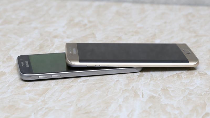 Samsung Galaxy S6 Edge Plus và Samsung Galaxy S6
