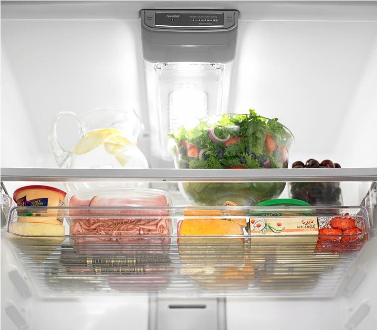 Hãy chọn những chiếc tủ lạnh cũ mà đèn LED vẫn còn hoạt động
