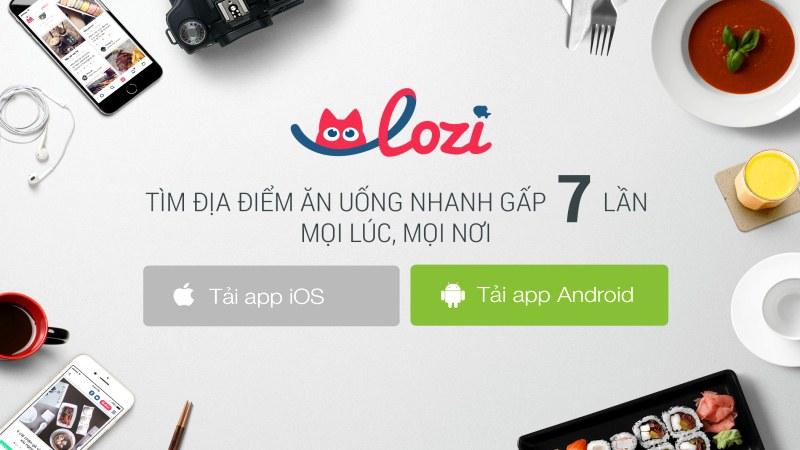 Ứng dụng Lozi