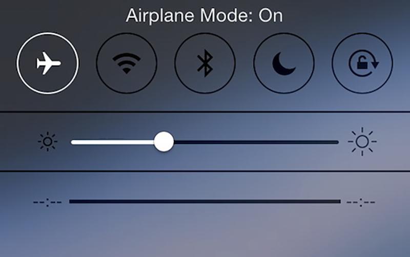 Chế độ máy bay
