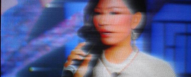 Tivi bị nhiễu mờ tạo cảm giác rất khó chịu khi xem