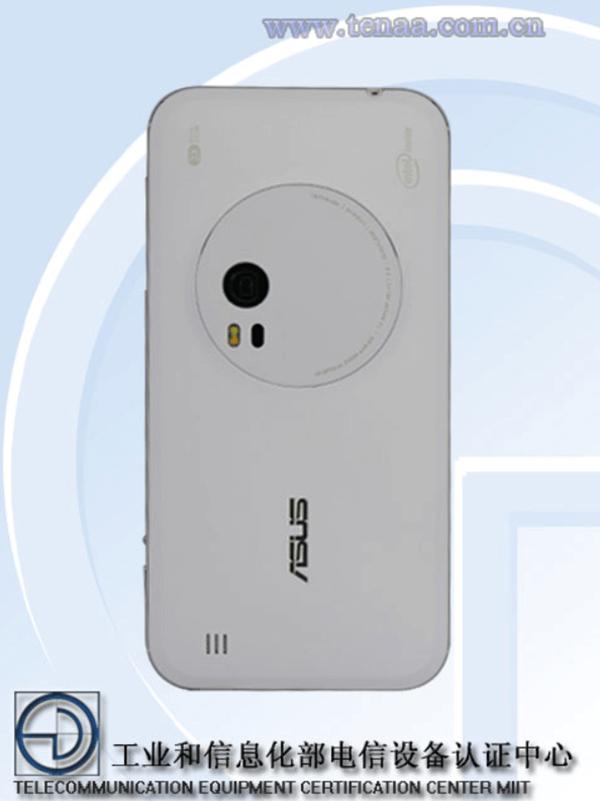 ZenFone Zoom được chứng nhận bởi TENAA