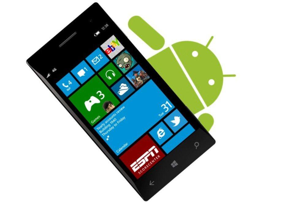 Microsoft ngừng kế hoạch đưa ứng dụng Android lên Windows 10
