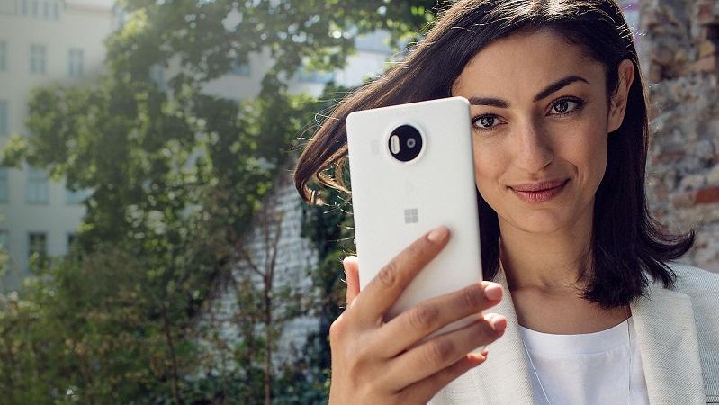 Sẽ có nhiều thiết bị Lumia được trang bị quét mống mắt