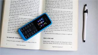 Đánh giá Nokia 105 Dual SIM, pin lâu, khả năng sạc đa dạng như smartphone
