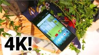 Nhiều smartphone sắp được lên đời màn hình 4K chỉ bằng phần mềm?