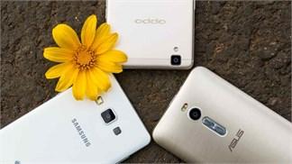 Đọ camera bộ ba 'anh tài' OPPO R7s, Galaxy A7 và ZenFone 2