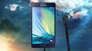 Độ phân giải màn hình Galaxy A5 thế hệ hai được bật mí