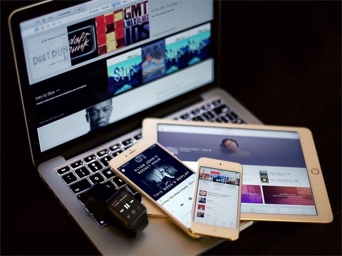 Cặp đôi hoàn hảo Mac và iPhone