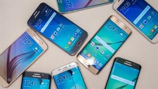 Rò rỉ điểm sức mạnh vô địch của Galaxy S7