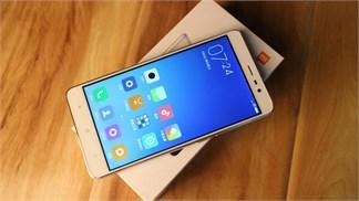 Mở hộp Xiaomi Redmi Note 3: 'Siêu phẩm' giá rẻ cuối năm 2015