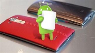 LG G4 ở nhiều thị trường bắt đầu được lên đời Android 6.0